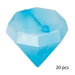 Glaçons diamant