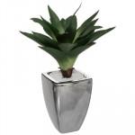 Agave, Plante artificielle, H 42 cm