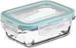 Boîte de conservation en verre clipeat 1,73 l