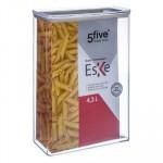 Boîte de conservation rectangulaire eske 4,3l