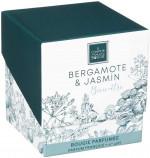 Bougie parfumée Bergamote & Jasmin 190 gr