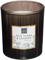 Bougie parfumée Fève Tonka & Lavande 190 gr
