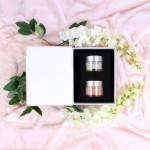 Coffret 2 bougies « Pots de beauté » - Candle Factory