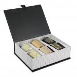 Coffret 6 bougies parfumées vanille – Home Deco Factory