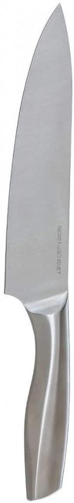 Couteau Chef en Inox forgé - 34 cm
