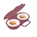 Cuit–œufs micro-ondes x 2
