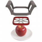 Coupe-frites et pommes