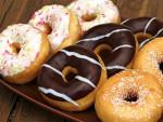 Moule Patisse en Silicone pour 6 donuts
