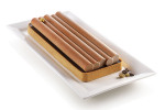 Moule Silicone 3D – Kit tarte Bamboo - Silikomart