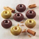 Moule chocolat 3D Choco crown, Silikomart