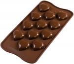 Moule chocolat 3D My Love, Silikomart