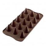 Moule chocolat Kono, Silicone, Silikomart