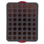 Moule silicone Maxi « Silitop », Rigide, 48 Cannelés