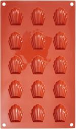 Moule silicone à madeleines, Silikomart