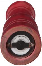 Moulin à poivre, Bois, rouge, 22 cm
