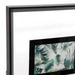 Pêle-mêle noir, 9 photos, 57x57