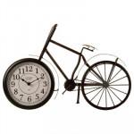 Pendule à poser représentant un Vélo. 57 cm