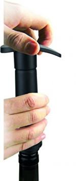 Pompe à vie manuelle pour bouteille de vin – 2 bouchon – Vin Bouquet