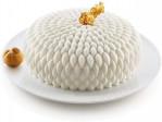 Spray alimentaire, effet velours Blanc, 150 ml, Décoration gâteaux - Silikomart