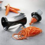 Taille-Légumes en Acier Inoxydable - Spirelli