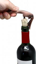 Tire-bouchon - Sommelier 2 temps cuivre Vintage – Vin Bouquet