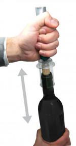 Tire-bouchon à air comprimé – Vin Bouquet