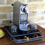 Tiroir à capsules et support Machine Nespresso