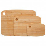 Planche bambou x 3