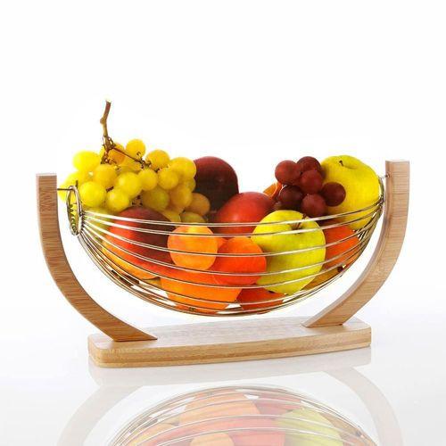 Corbeille à fruits balançoire
