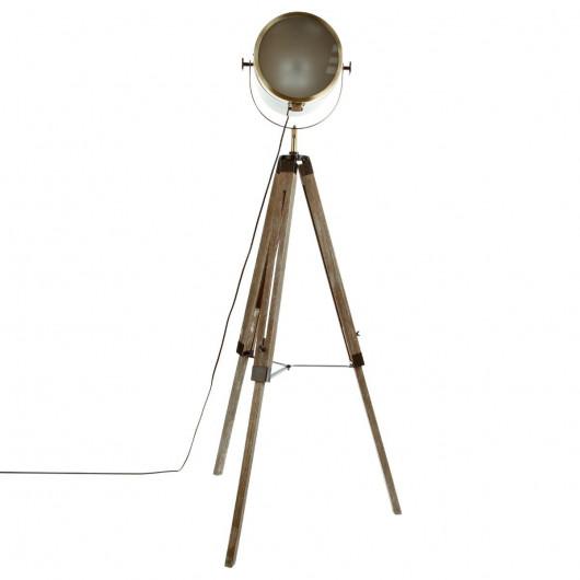 Lampadaire projecteur