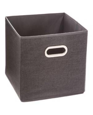 Boîte rangement anthracite
