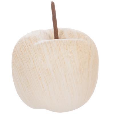 Pomme effet bois