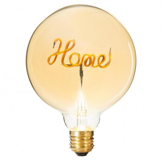 Ampoule Led Décorative Home, 2W, D 12,5 cm
