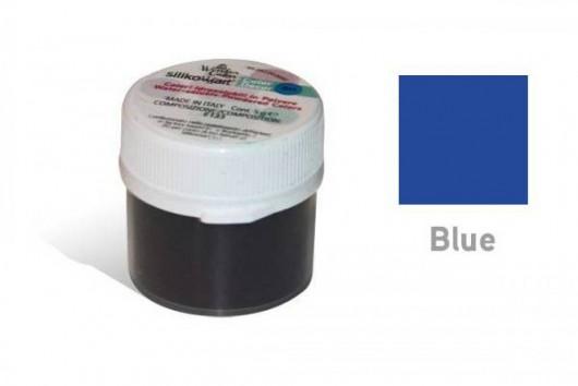 Colorant poudre hydrosoluble Bleu 5 g -Silikomart