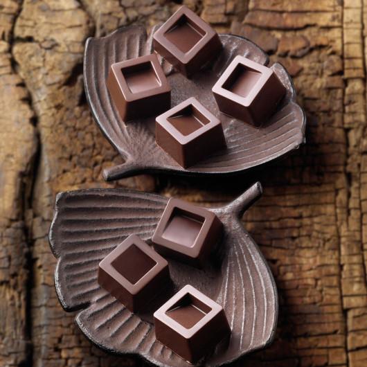 Moule chocolat 3D Cubo, Silikomart