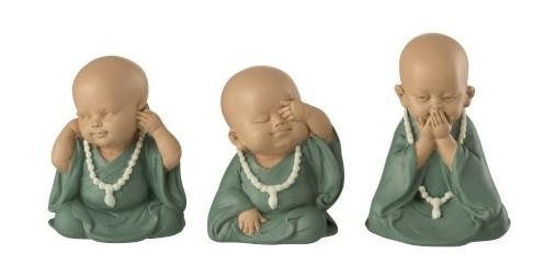 Petits moines de la sagesse