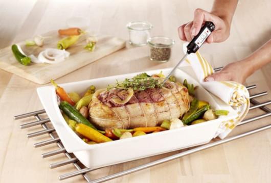 Thermomètre digital de cuisine