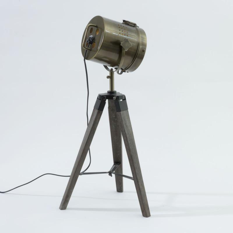 H 68 Cm Lampe Projecteur À Poser 8OXPwkn0