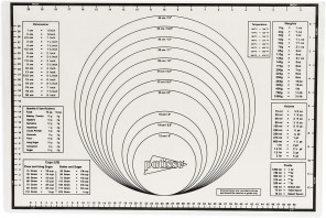 Tapis de Cuisson en Silicone 60 x 40 cm, Multi-usages, Patisse