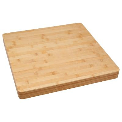 Planche à découper carrée en bambou