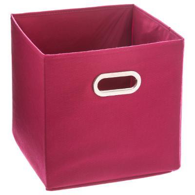 Boîte rangement framboise