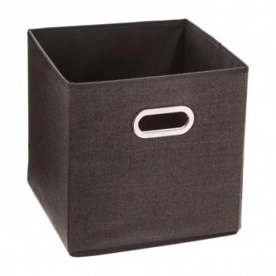 Boîte rangement marron chine