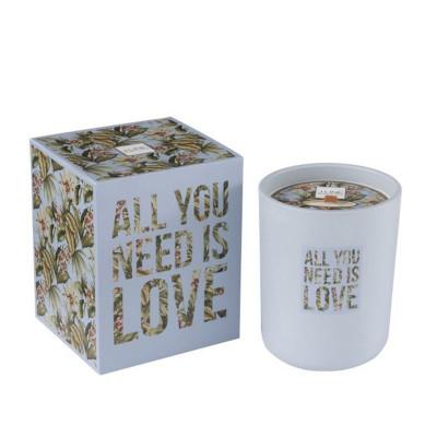 "Bougie Parfumée ""Need Love"" 14cm"