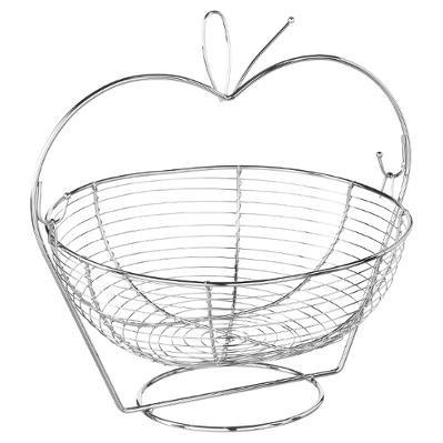Corbeille à fruits, forme de Pomme