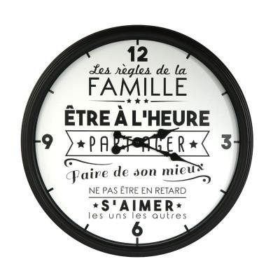 Horloge D50