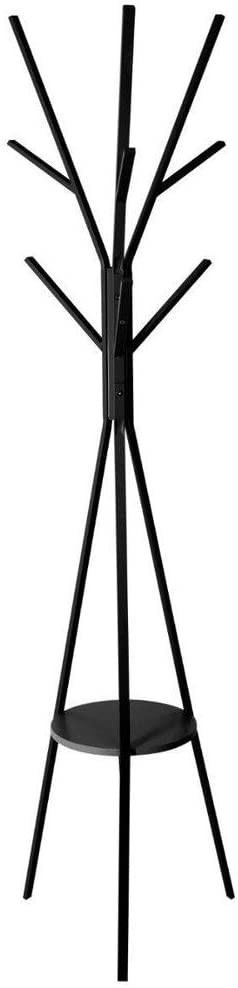 """Porte Manteau Design """"arbre"""" 180 cm Noir"""
