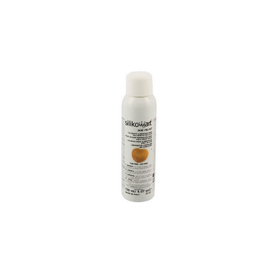 Spray alimentaire, effet velours or, 150 ml, Décoration gâteaux - Silikomart