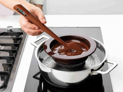 Thermo spatule à chocolat, Silikomart