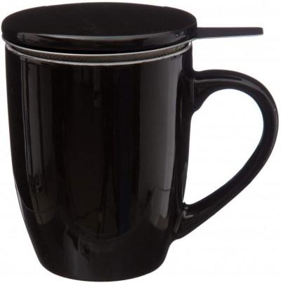 Tisanière noire 32 cl