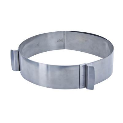 Cercle extensible 15 à 30 cm